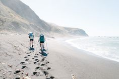 The hardest part of the Lost Coast Trail? Planning. Here's everything you need to know to tackle the most remote section of California's coastline