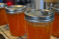 Sit a Spell: How to Make Peach Jelly