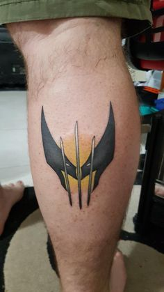 My new Wolverine tattoo done by Jay Craig at Tora Sumi Balmain Japanese tattoo sleeve