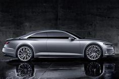 Audi A9 Prologue #conceptcars #2014