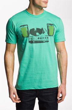 The Poster List 'Vinyl Paradise' Graphic T-Shirt