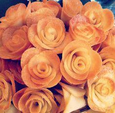 Flores Crocante Leclanté