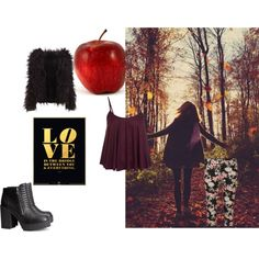 """""""Automne"""" by louiserondeau on Polyvore"""