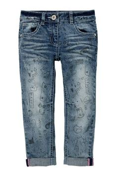 Buy Graffiti Print Relaxed Jeans (3-16yrs) online today at Next: United States of America