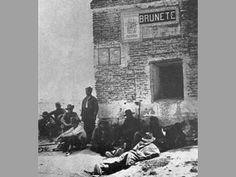 La batalla de Brunete fue una de las más sangrientas de la Guerra Civil.