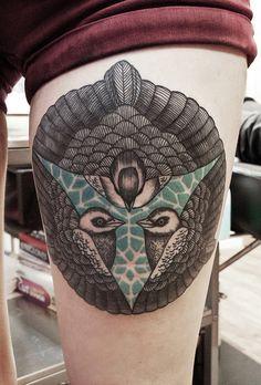 Hannah Willison tattoo