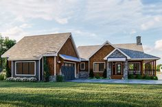 Rustic House Plans, Lake House Plans, Mountain House Plans, Modern Farmhouse Plans, Best House Plans, House Floor Plans, Mountain Houses, Rustic Cottage, Rustic Farmhouse