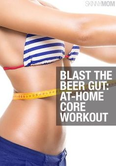 Get rid of the gut!