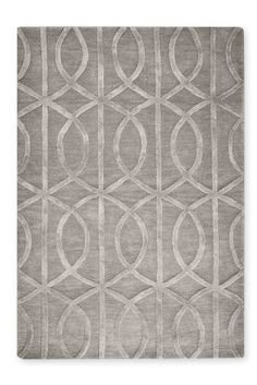 Buy Wool And Viscose Wave Rug from Next Malta