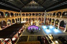 Vista General del Patio Renacentista ¿impresionante verdad? // Overview of the Renaissance Patio Impressive, right?