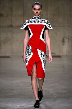 Peter Pilotto | Fall 2013 Ready-to-Wear Collection | Style.com