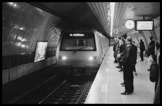 Suburban subway