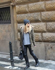 The Parka is Must-Have Jacket for Fall-Winter 2014-2015 - fashionsy.com