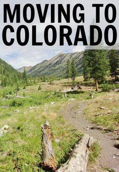 Are you interested in moving to Colorado? I just made the move and I am loving it so far!
