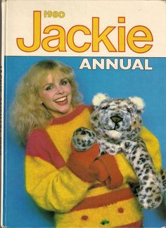 """""""Jackie"""" Magazine Annual Collection 1980 I still got this x"""