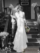 LianCarlo style 5802 wedding dress