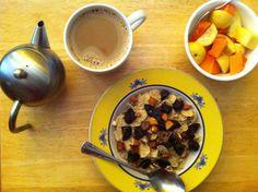 Un desayuno completo POR SAB SSG