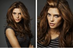 I am REALLY liking the idea of Ashley Greene as Ana Steele!