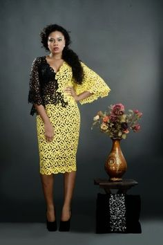 Trish O Couture Presents Femme Fatale Collection – Nigeria | FashionGHANA.com (100% African Fashion)