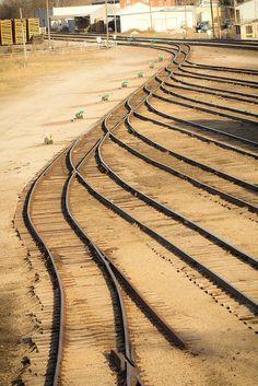 Train Tracks Springfield, MO