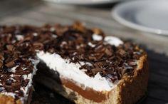 Gâteau au chocolat et aux noisettes