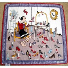 Olive and heels Olive Oyl, Shoe Art, Silk Scarves, Moschino, Vintage Fashion, Kids Rugs, My Style, Boots, Cat Mouse