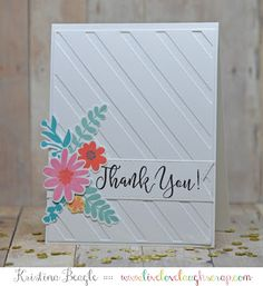A Blog Named Hero Handmade Card with Hero Arts and Lil Inker Designs