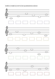 Recipe with English instructions Learning Music Notes, Reading Music, Music Education, Music Lessons For Kids, Music Lesson Plans, Music For Kids, Music Theory Worksheets, Violin Lessons, Violin Music