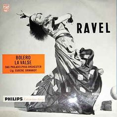 Ravel* - The Philadelphia Orchestra / Eugene Ormandy - Bolero (Vinyl, LP) at Discogs