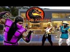 Mortal Kombat: EP #06 - MK9 Release Party! - YouTube