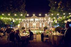 Event planning: http://www.lavenderandroseweddings.fr | Photography: http://caughtthelight.com | Wedding dress: http://moniquelhuillier.com | Groom's attire: http://ralphlauren.com | Wedding venue: http://www.chateau-du-martinet.fr | Read More: https://www.stylemepretty.com/2014/07/21/elegant-provence-chateau-wedding/