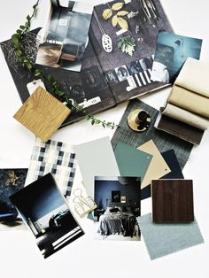 How to create a moody bedroom with a mood board-EclecticTrends