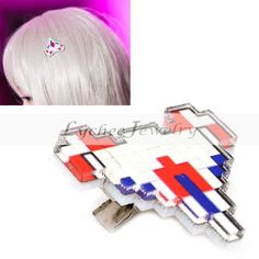 Cute Anime Dangan Ronpa Plane Hairpin Chiaki Nanami Hair Clip Free Shipping 1PC in Collectibles, Animation Art & Characters, Japanese, Anime | eBay