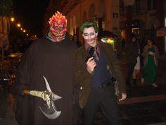 joker & ghost rider