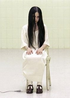Samara // The Ring One of my favorite Horror Movies...possible costume for Kaitlyn