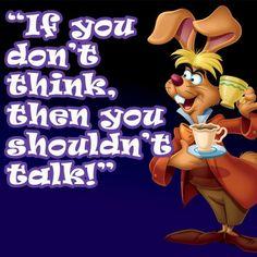 A little Alice in Wonderland for your Tuesday teatime... #AliceInWonderland