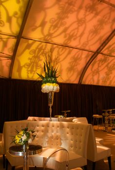 As the Conservatory of Flowers' exclusive lighting design vendor, and a preferred vendor for draping, audio/visual and staging, we are excited to be part of the wedding and special event fun!