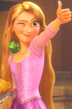 I love how his eye in this shot picks out the brown undertones in her hair and eyebrows, while her green eye picks out the green of Pascal's skin!  True artistic balance at its finest!