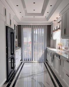Kitchen Design, Kitchen Decor, Home Crafts, Decoration, Bathroom, Interior, House, Home Decor, Kitchens