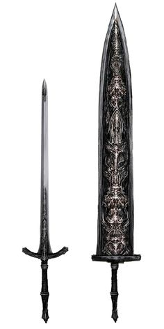 Ludwig's Holy Blade from Bloodborne
