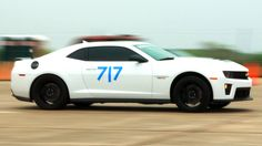 Top Speed Runs in Hennesseys Chevy Camaro ZL1 and Ford GT at the Texas Mile! - The J-Turn Episode 6