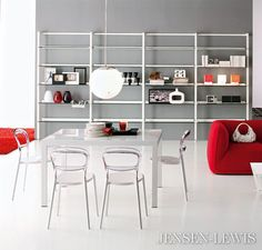 Calligaris Key Extension Dining Table