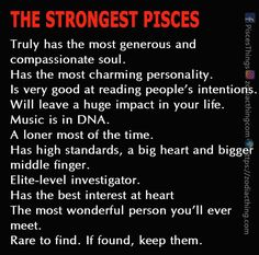What Everyone Else Does When It Comes to Pisces Horoscope and What You Should Do Different – Horoscopes & Astrology Zodiac Star Signs Zodiac Signs Pisces, Astrology Pisces, Pisces Quotes, Zodiac Star Signs, My Zodiac Sign, Zodiac Facts, Virgo And Pisces Compatibility, Quotes Quotes, Horoscope Capricorn