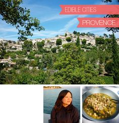 Provence and Soupe au Pistou, with Ann, author, writer and blogger / @Ann Mah