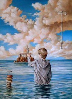 Boy clouder