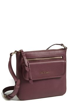 Cole Haan Leather Crossbody Bag available at #Nordstrom132
