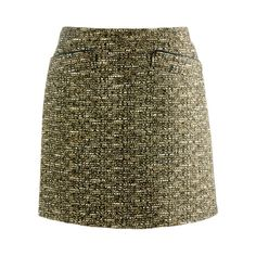 A smart #tweed #mini #skirt with quality finishings. Modelled on the style of a 60's #skirt #inspired by the days of Twiggy. #Mexx by #CandyDulfer