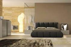 minimalist modern bed