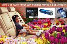 Segarkan Kembali Dirimu Dengan Udara Yang Bersih & Bebas Bakteri Hasil Dari Mini Car Auto Fresh Air Purifier Oxygen Bar Ionizer - www.evoucher.co.id #Promo #Diskon #Jual  Klik > http://evoucher.co.id/deal/Mini-Car-Auto-Fresh-Air-Purifier-Oxygen-Bar-Ionizer  Mini Car Auto Fresh Air Purifier Oxygen Bar Ionizer membuat udara didalam mobil menjadi steril dari bakteri dan memberikan kesegaran serta udara semurni O2 di lapisan ozon. Cukup hidupkan alat ini melalui lighter spot