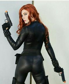 Cosplay Gatúbela, Marvel Cosplay, Cosplay Outfits, Best Cosplay, Cosplay Girls, Spiderman Cosplay, Black Widow Cosplay, Black Widow Costume, Black Widow Scarlett
